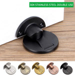 Magnetic Door Stop Bracket For Stainless Steel Door Stop