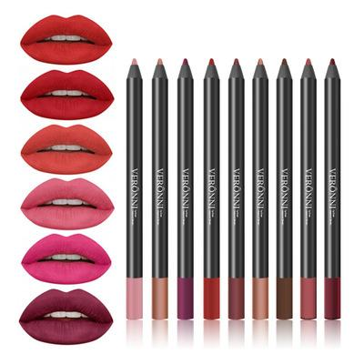 VERONNI 13 color lip pen does not stick the cup can not afford color mouth lip lip glaze