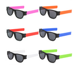 Slap Folding Sun Glasses-Never Lose One Glasses