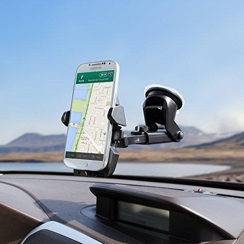 Pixkol Universal Phone Car Mount Holder