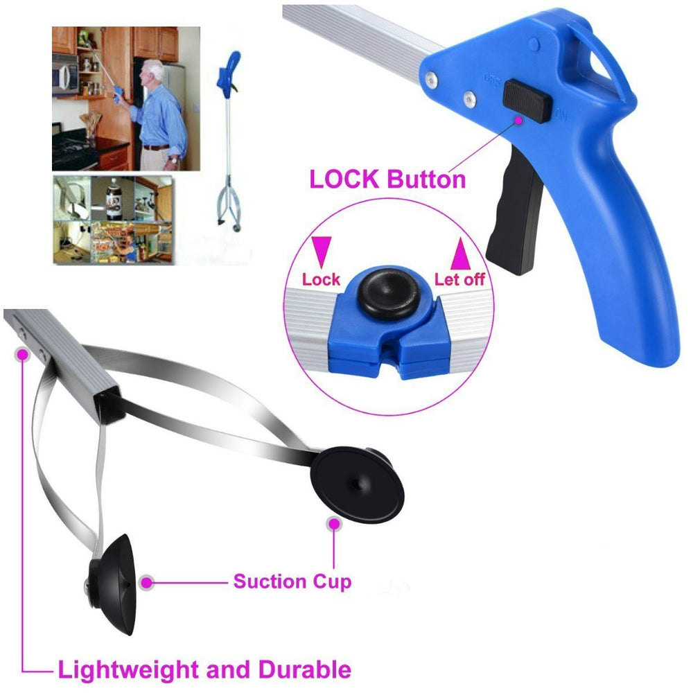 Portable Grabber & Reacher Tool