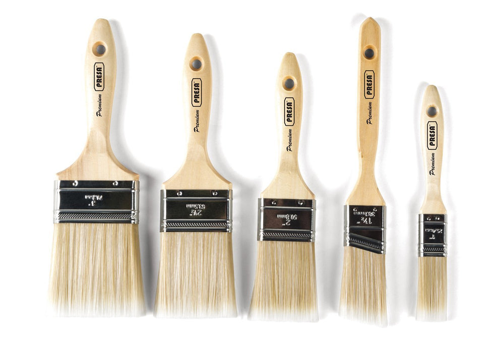 5Pcs/set Premium Paint Brushes