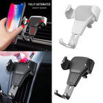 360° Universal Gravity Car Phone Mount