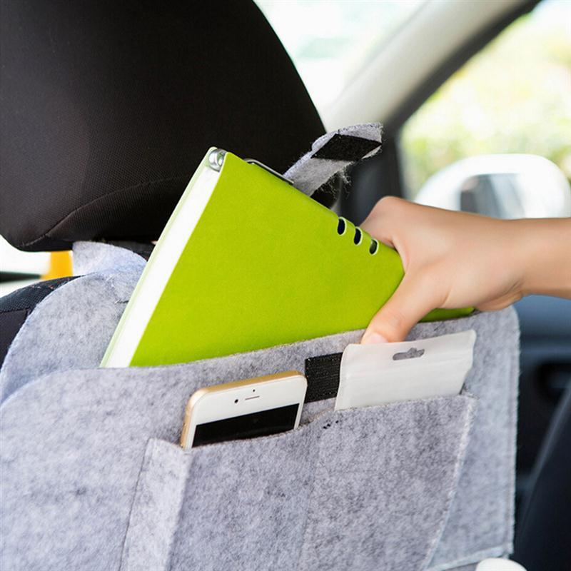 Car Back Seat Organizer?