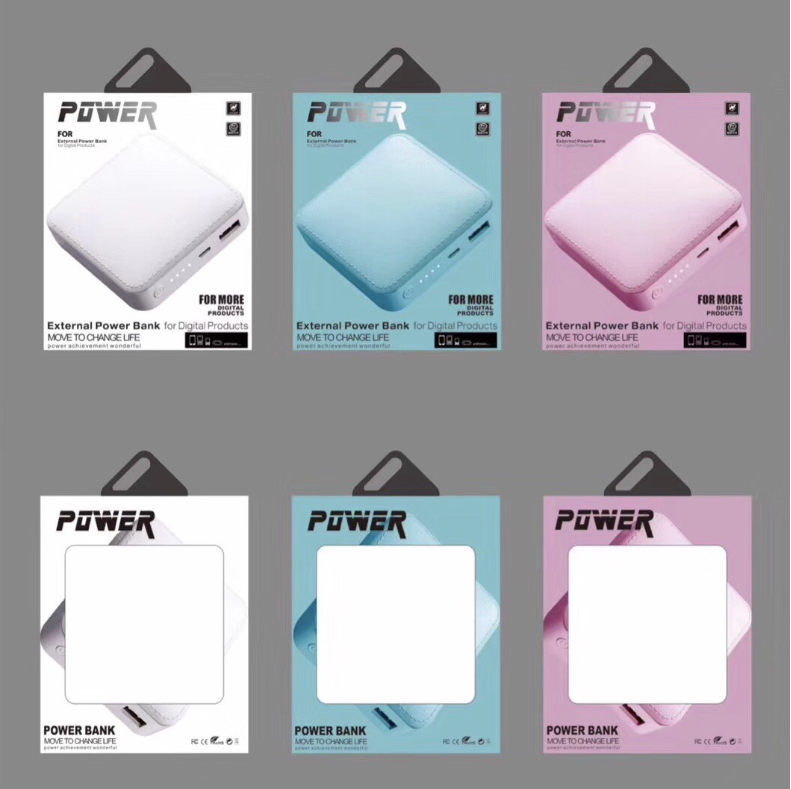 Cube Power Bank