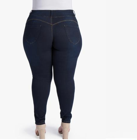 Trend Denim With Yoga Comfort