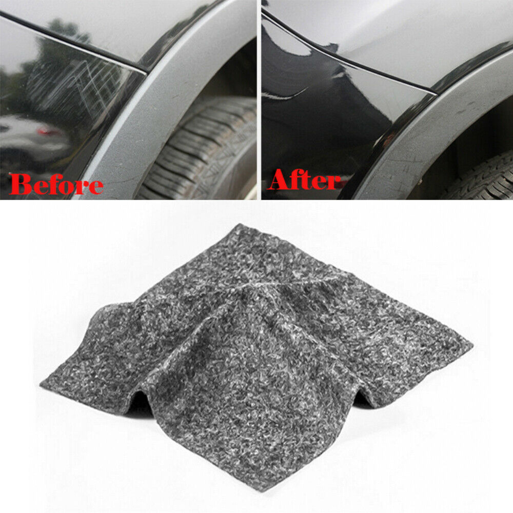 Car Scratch Repair Tool Cloth Nano Material Surface Rags
