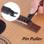 3-in-1 Guitar String Winder Cutter and Bridge Pin Puller
