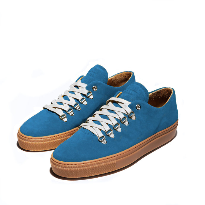MUCKER RUBBER SOLE ORIGINAL Iris Suede
