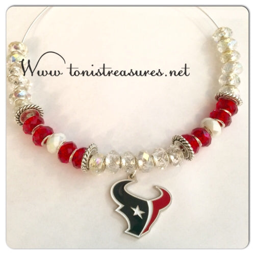 1.Texans Necklace