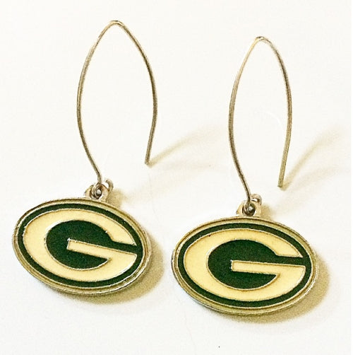 Green Bay Earrings