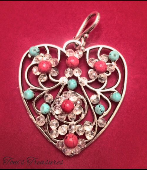 Heart of Mine Turquoise & Pink Collection