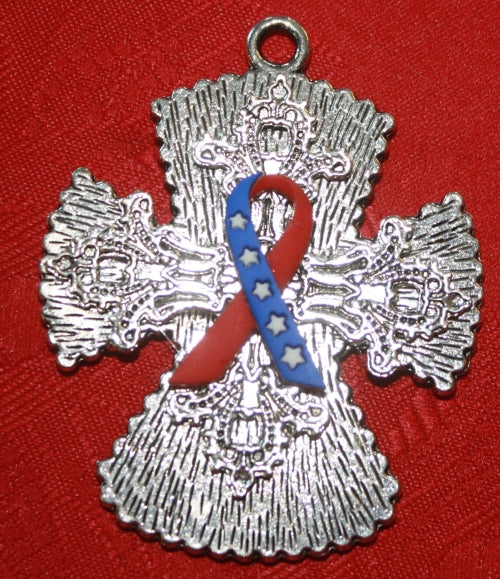 National Cross Pendant