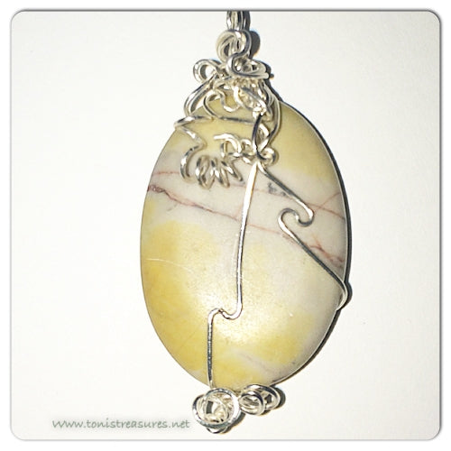 Natural Jasper Pendants