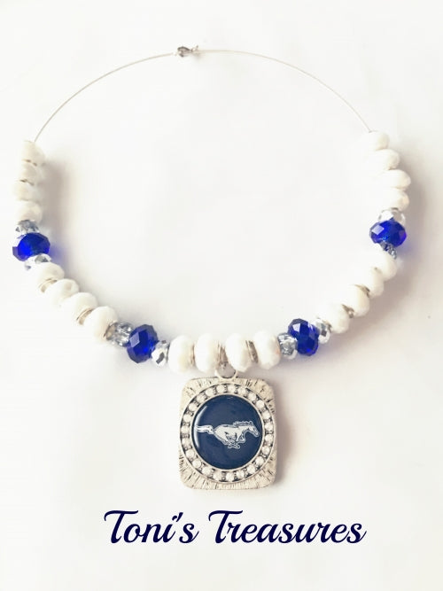 Ridgeview White & Blue Spirit Jewelry