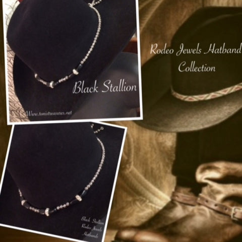 Rodeo Jewels Hatband Collection