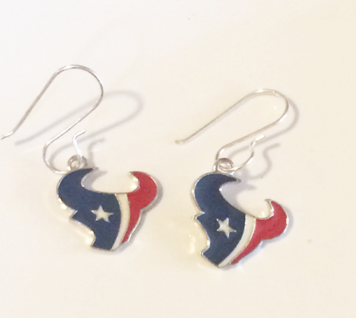 Texans Earrings