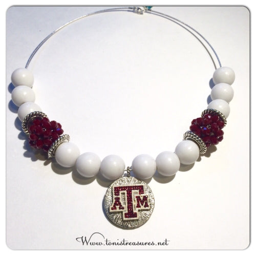 Texas ATM Necklace