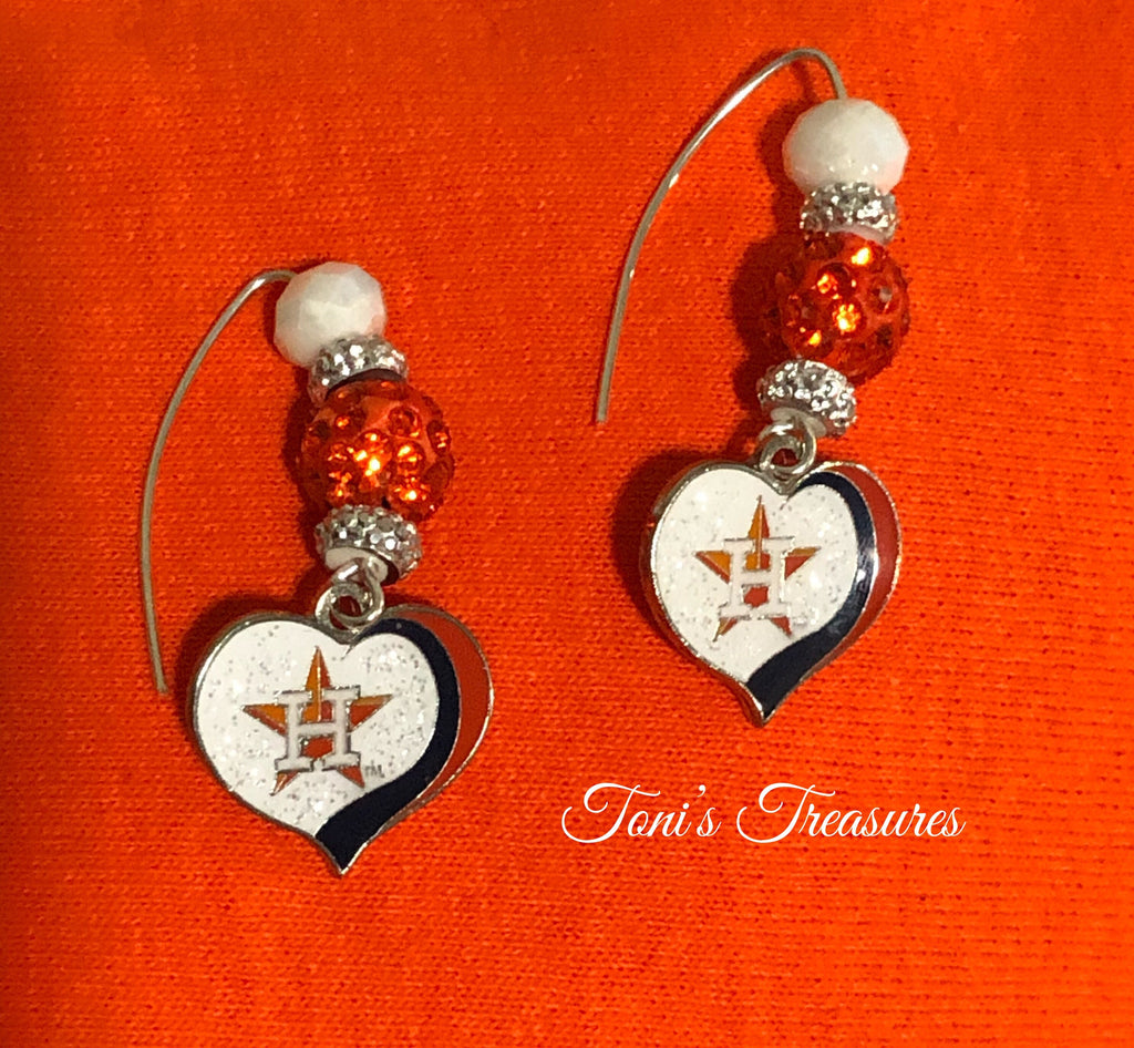 Astros Earrings