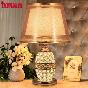 Fashion Creative Table Lamp LED Table Lamp Crystal Table Lamp