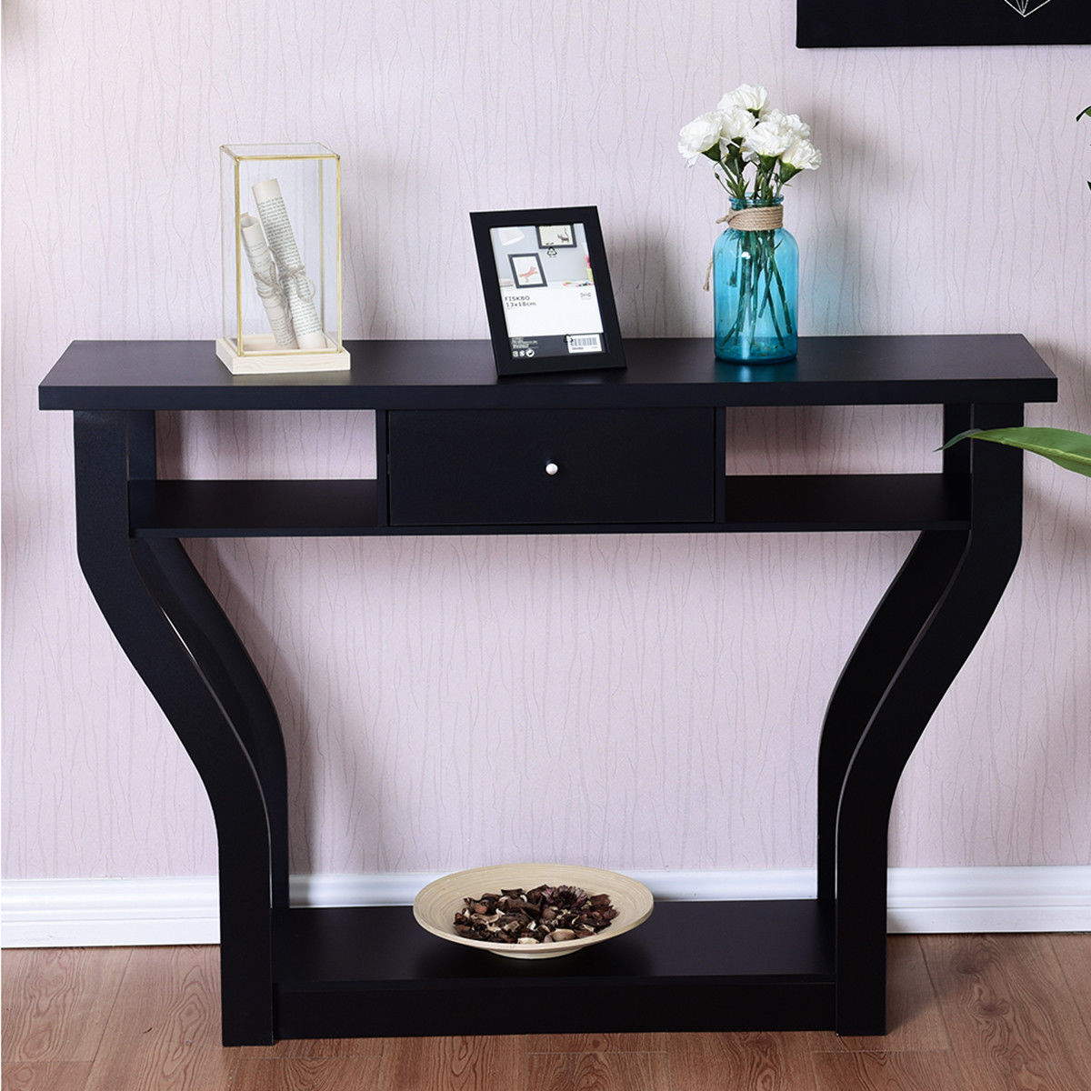 Accent Console Table Modern