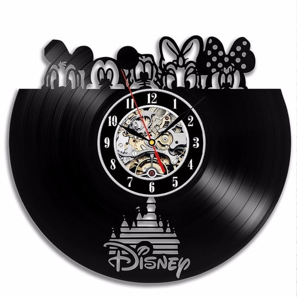 12inch Mickey Mouse vintage wall clock  Home Decor