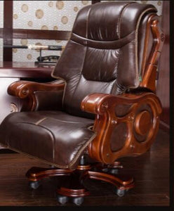 Solid wood chair. Office chair. Computer chair. Massage chair