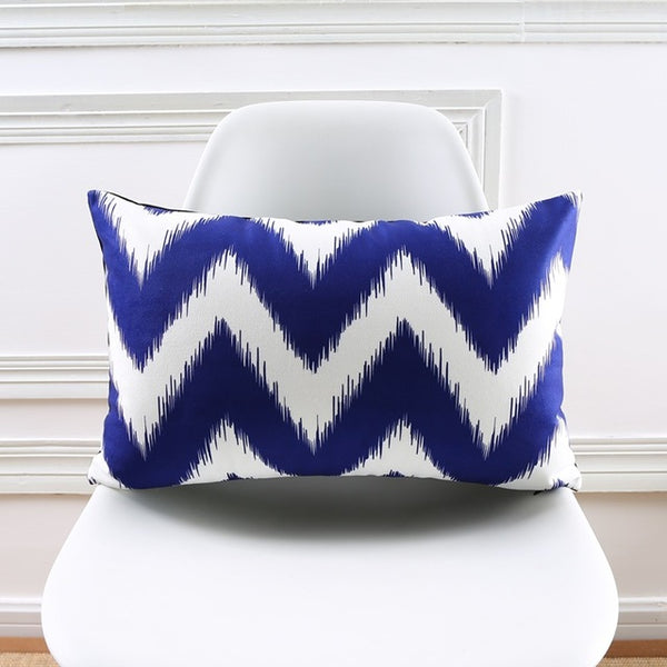 Nordic Style Cushion Cover Geometric Cushion Yellow Decorative Pillows