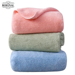 Bath Towels microfiber beach towel body towel 70x140