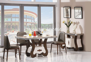 Dinning  Room Sets Furniture Modern Wooden Dinning Table
