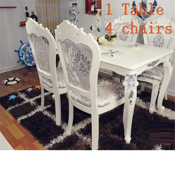 Tisch Room Dinning Set European Dining Table