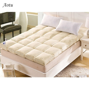 Memory Foam Mattress High Resilience Bed Pad Bed Mattress Sleeping Pad Thicken