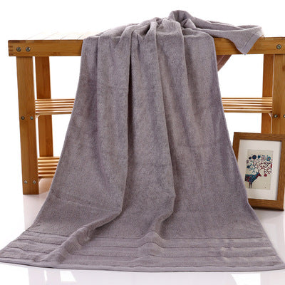 Bamboo Fiber Bath Towel  Bath Towel 3 color  Towels Bathroom