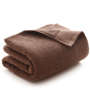 100% Cotton Bath Towel  Jacquard