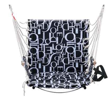 Ourdoor Garden Patio Swing Chair Fun Hanging Chair Seat Hammock