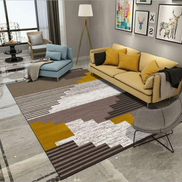 Nordic style Carpets For Living Room Bedroom  Rug