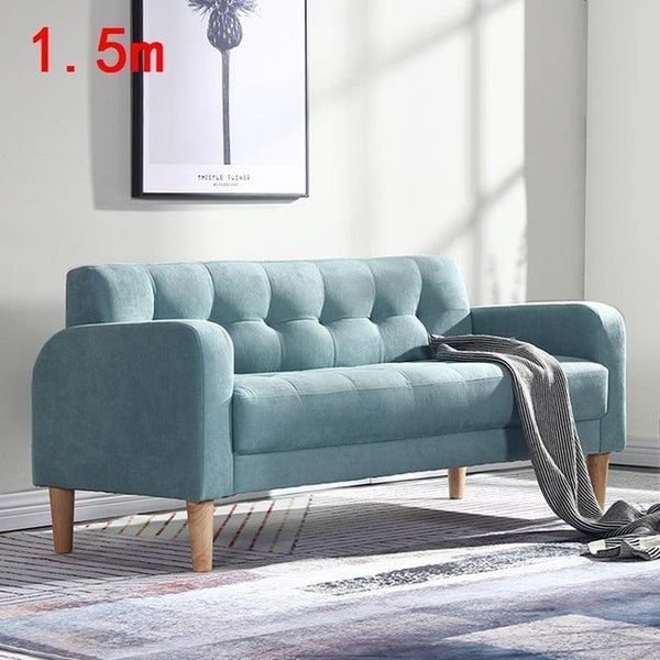 Copridivano Futon  Set Living Room Furniture Sofa