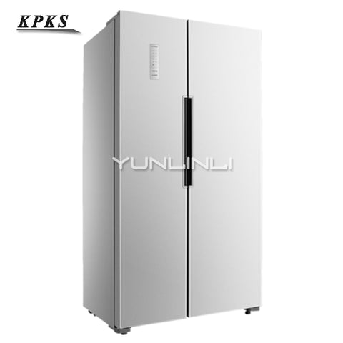 Household Double-door Refrigerator 452L Large Capacity Electric Refrigerator