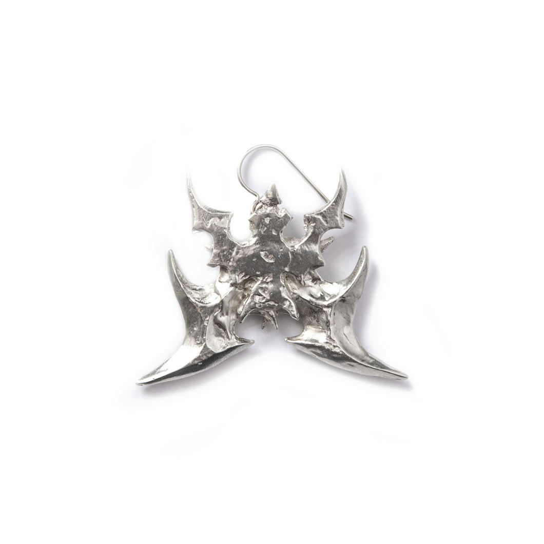 Barbed Flail Earring
