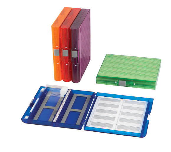 Premium Microscope Slide Box Assortment