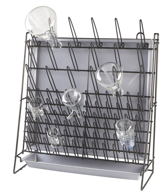 Wire Glassware Drying Rack
