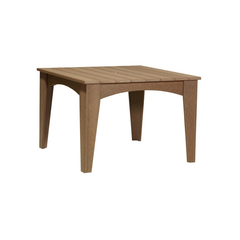 Island Dining Table (44″ Square)
