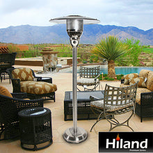 "85"" Natural Gas Outdoor Patio Heater - 01"