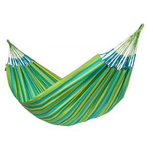 Brisa Weather-Resistant Classic Hammock - Green Lime - by La Siesta