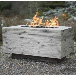 Catalina Wood Grain Fire Pit - 01