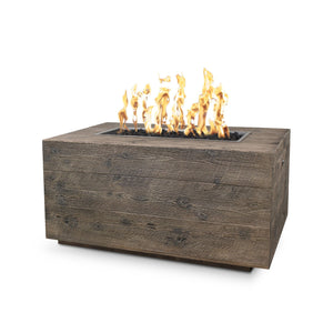 Catalina Wood Grain Fire Pit - 04