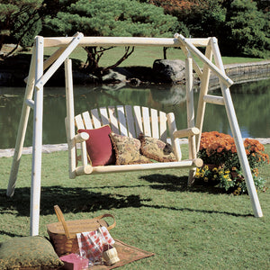 Cedar Looks 4 ft American Garden Yard Swing