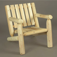 Cedar Looks Log Arm Chair