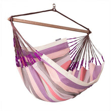 Domingo Weather-Resistant Lounger Hammock Chair by La Siesta - Swing Chairs Direct