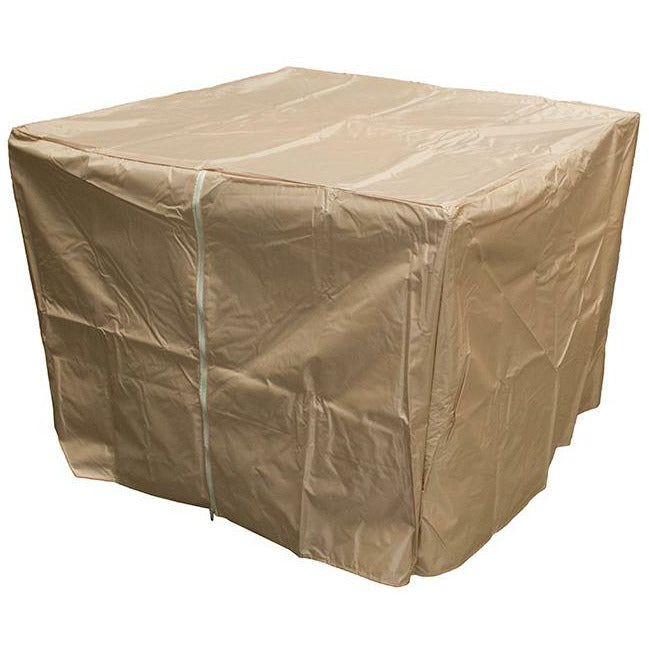 Hiland Heavy Duty Waterproof Propane Fire Pit Cover - 01